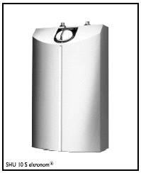 Накопительные водонагреватели закрытого типа напорные