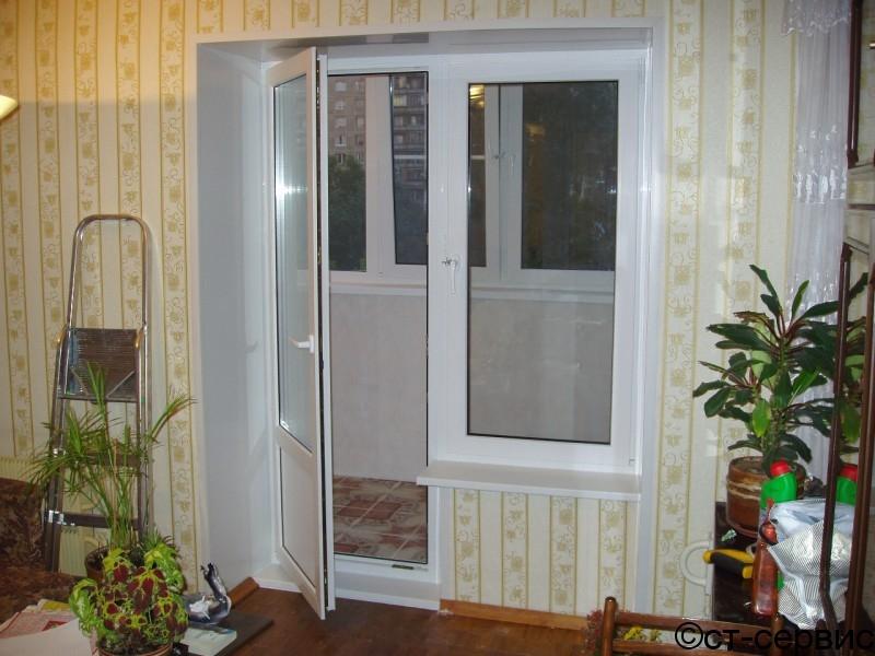 Пластиковые окна и балконные блоки.